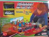 Otopark Garaj Oyuncak Set Arabalı Park Seti