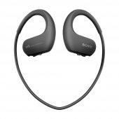 Sony Nw Ws413 Suya Dayanıklı Mp3 Kulaklık Siyah
