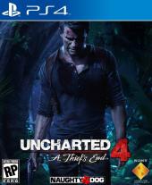 Ps4 Uncharted 4 A Thiefs End Bir Hırsızın Sonu Türkçe Dublaj