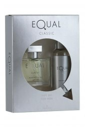 Equal Classıc Edt 75ml + Body Fragrance Erkek Parf...
