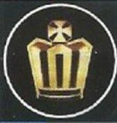 King Kral Araç Kapı Altı Led Hayalet Logo 2li