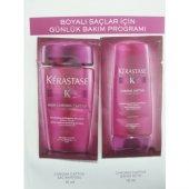 Kerastase Chroma Captive Şampuan + Saç Kremi Deneme Kiti