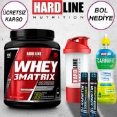 Hardline Whey 3matrix 908 Gr