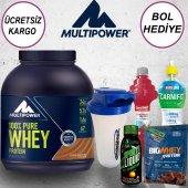 Multipower 100 Pure Whey Protein Tozu 2000 Gr