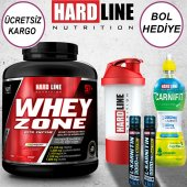 Hardline Whey Zone 2300 Gr Protein Tozu