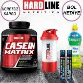 Hardline Casein Matrix Chocolate 1800 Gr Gece Proteini