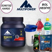 Multipower Bcaa Powder 400 Gr Amino Acid Toz