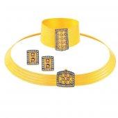 Trabzon Hasır Düğün Set Kilim 102,00 Gram 22 Ayar Altın