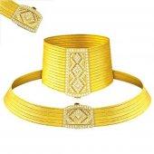Trabzon Hasır Düğün Set Baklava 130,00 Gram 22 Ayar Altın