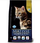 Farmina Matisse Somonlu Tuna Balıklı Yetişkin Kedi Maması 1.8 Kg