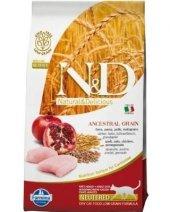 Nd Düşük Tahıllı Kısırlaştırılmış Tavuk & Nar 1.5 Kg