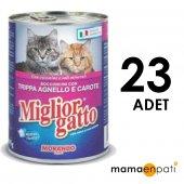 Miglior Gatto Kuzu Etli Kedi Maması 405 Gr*23 Ad
