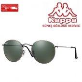 Ray Ban Rb3447 029 50 Round Metal + Kappa Güneş Gözlüğü