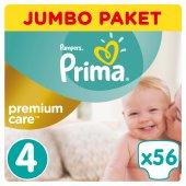 Prima Premium Care No 4 Maxi 56 Adet Mega Paket Bebek Bezi