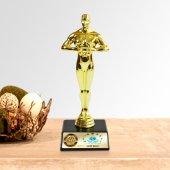 Kişiye Özel Yılın En İyi Çevre Mühendisi Oscar Ödülü