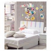 Mickey Duvar Sticker 50x70 Cm