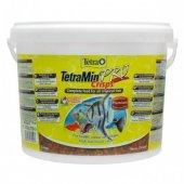 Tetra Tetramin Pro Crisps Balık Yemi 10 Lt Kova 2000 Gr.