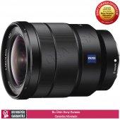 Sony Sel 1635z Varıo Tessar T* Fe 16 35 Mm F4 Za Oss Lens