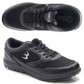 Orjinal Moya Siyah Hafif Erkek Koşu Yürüyüş Ayakkabısı
