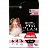 Pro Plan Sensitive Somonlu Köpek Maması 3 Kg