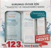 Avene Cleanance Hydra Cilt Bakım Seti Dudak Kremi 15 Ml Hediye