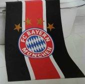 Lisanslı Plaj Havlusu Bayern Münich 75x150