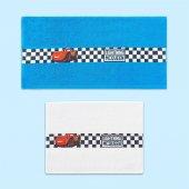 Taç Lisanslı 2li Havlu Seti Cars Arabalar
