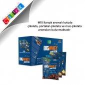 Bigjoy Bigwhey Protein Mix Aroma 28 Servis 924gr Çik.muz Portakal