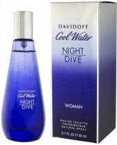 Davidoff Cool Water Night Dive Edt 80 Ml