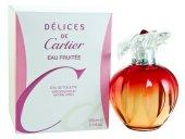 Cartier Delices De Cartier Eau Fruitee Edt 100 Ml