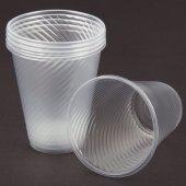 Plastik Bardak 180ml Kullan At 100lü *30 Paket (3.000 Ad) 1.sınıf