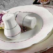 Kütahya Porselen Bone Olympos 62 Parça 92904 Yemek Takımı