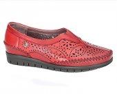 Forelli 23417 G Bayan Deri Ayakkabı