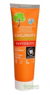 Urtekram Organik Çocuk Diş Macunu Meyveli Tuttifru...