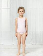 Seasoul Bambu Kız Çocuk Kalın Askılı Atlet