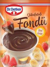Dr.oetker Çikolatalı Fondü 58 Gr