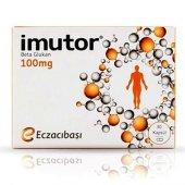 ımutor Beta Glukan 100 Mg 30 Kapsül Skt 09 2020