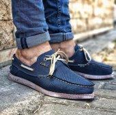 Knack Erkek Günlük Keten Ayakkabı