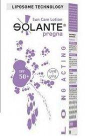 Solante Pregna Sun Care Lotion Spf 50+ 150 Ml Güneş Losyonu