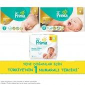 Prima Premium Care Bebek Bezi Yenidoğan Paketi