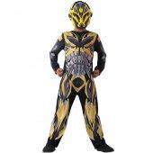 Transformers 4 Bumblebee Çocuk Kostümü 7 8 Yaş