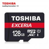 Toshiba 128gb Micro Sd Hafıza Kartı C10 U3 90mb S M302 Ea