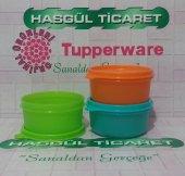 Tupperware Şeker Üçüzler Saklama Kabı (10 Yıl Garantili)