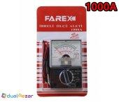 Farex 1000a Analog İbreli Multimetre Ölçü Aleti