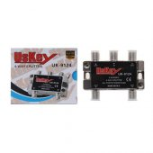 Uskey Uk 9124 Full Hd 5 2400 Mhz 1 4 Splitter