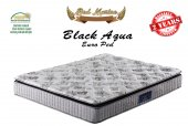 Bed Marine Black Aqua Europed Yaylı Yatak 120x200