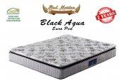 Bed Marine Black Aqua Europed Yaylı Yatak 180x200