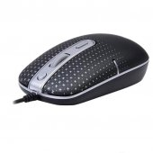 A4tech D 557fx 1 Siyah Usb Kablolu Holeless Mouse