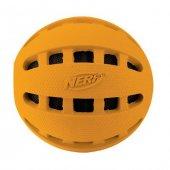Nerf Sesli Lastik Kaplama Top Köpek Oyuncağı 6,4 Cm