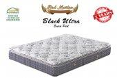 Bed Marine Black Ultra Europed Yaylı Yatak 120x200